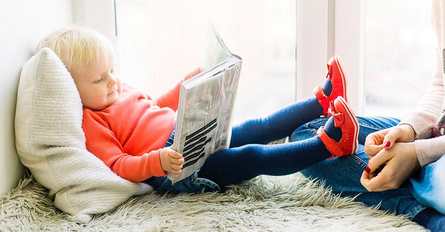 最重要的小事——陪伴孩子一同成長 親子共讀收穫滿滿