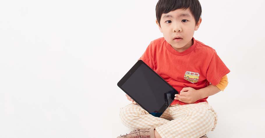 拔掉孩子的「數位奶嘴」讓小孩偶爾感到無聊,其實也不是壞事