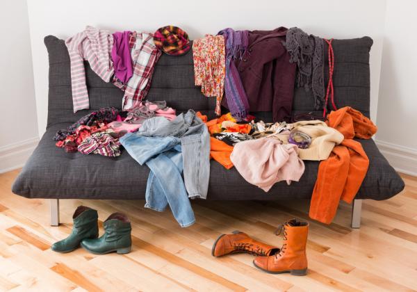 50+整理學:別讓娘家從生活的場所,變成囤積物品的「巢」