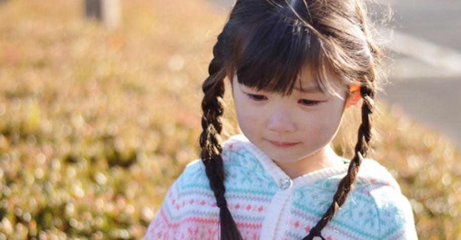 孩子:長大,就是慢慢知道在這個世界上,惡意與不友善不會消失,但「愛」也是