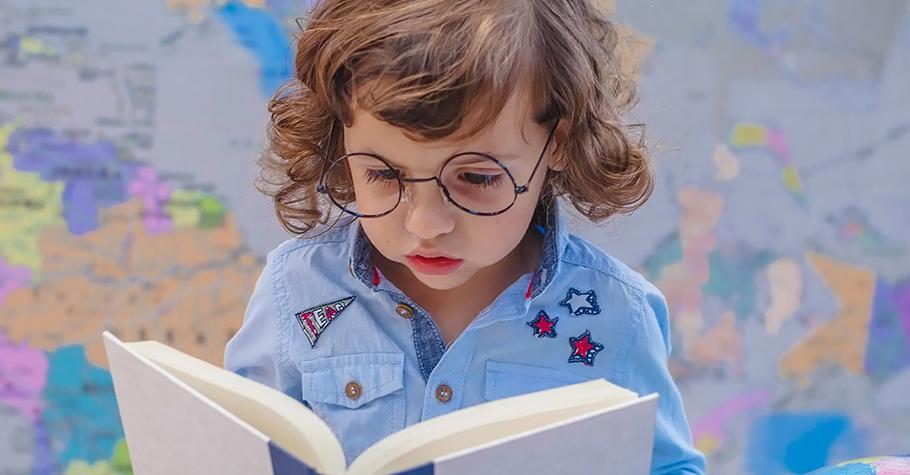陳安儀:簡單5原則 保證為孩子選書選到「心坎裡」