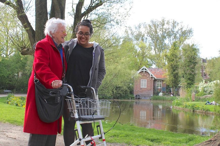 【荷蘭怎麼老】老後一定要交年輕新朋友!大學生每週陪6小時的生活改變