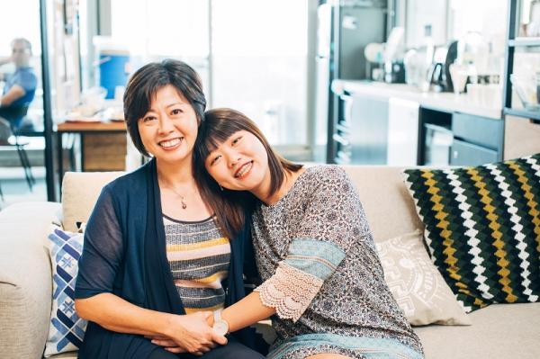 一起愛美,一起青春,母女也可以像姊妹!