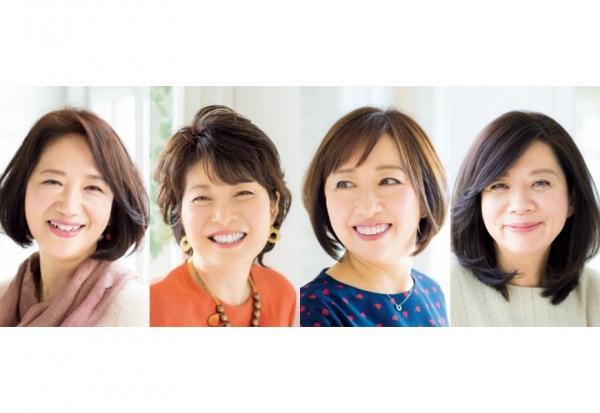 剪髮前想好3個關鍵字!日本造型師:給50+的4個髮型改造建議,髮量增加又變年輕