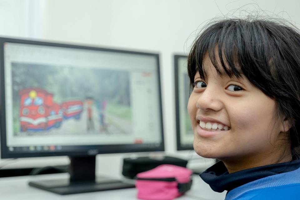 親手做動畫,阿里山林鐵主題式教學讓孩子用創意認識家鄉