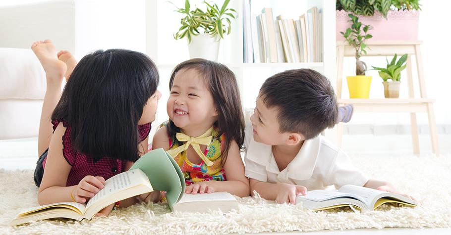 語文領域輔助閱讀──閱讀是整合知識、情意、技能,培養思考及表達的利器
