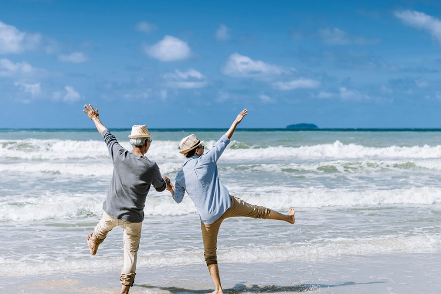 預約健康老後不能只「治病」!陳亮恭:中年起做好5件事,主動預防失能