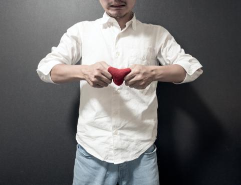 了解熟男心理:為什麼男人只會用生氣來表達情緒?