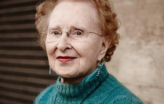 89歲女性應徵上全球最棒設計公司顧問,怎麼辦到?