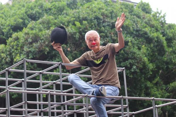 白髮不能阻止愛玩!黃世岱:退休是重返少年,沒有風險就沒有浪漫