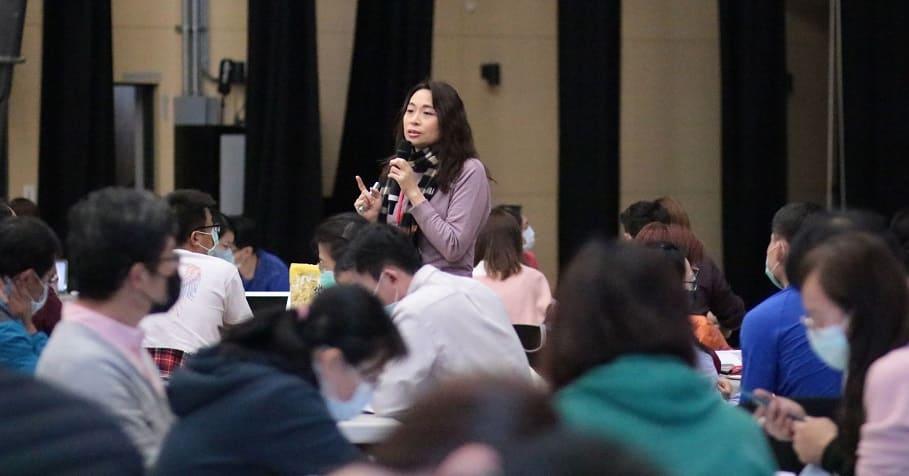 會考後志願怎麼選?瑩光教育協會理事長藍偉瑩:學習歷程、高中特色課程中的4大陷阱