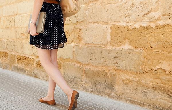 【林靜芸專欄】怎麼正確走路,才能擁有漂亮的腿部曲線?