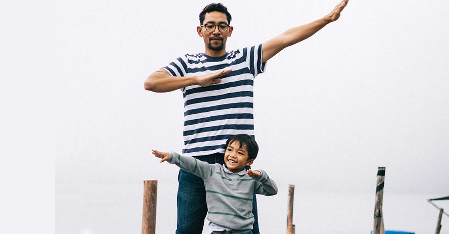 父母對於孩子的學習成長,最重要的一件事就是「陪孩子玩」——玩出專注力