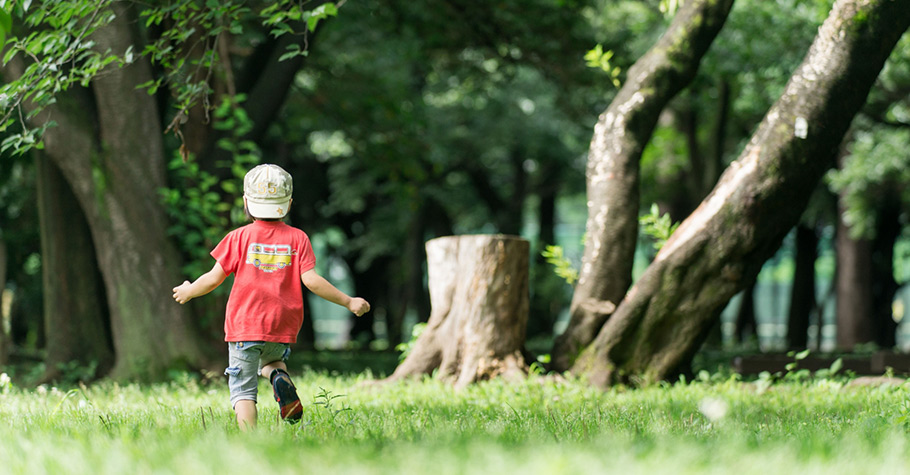 帶孩子開啟對大自然的好奇與探索,不只豐富五感,更學會珍惜與感恩