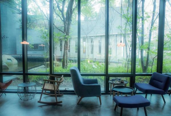 新竹水岸小旅行,適合獨處的寧靜空間