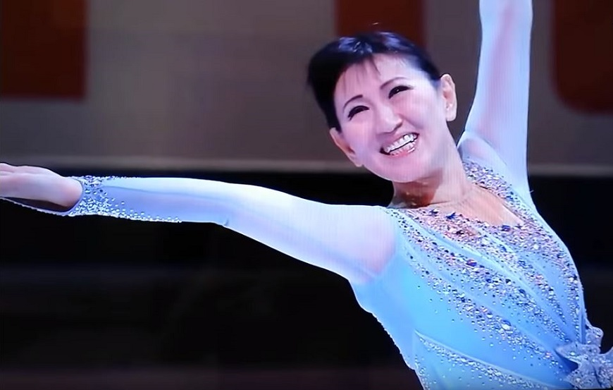 50歲日本滑冰天后伊藤綠:如何找回年輕熱愛一件事的熱忱?