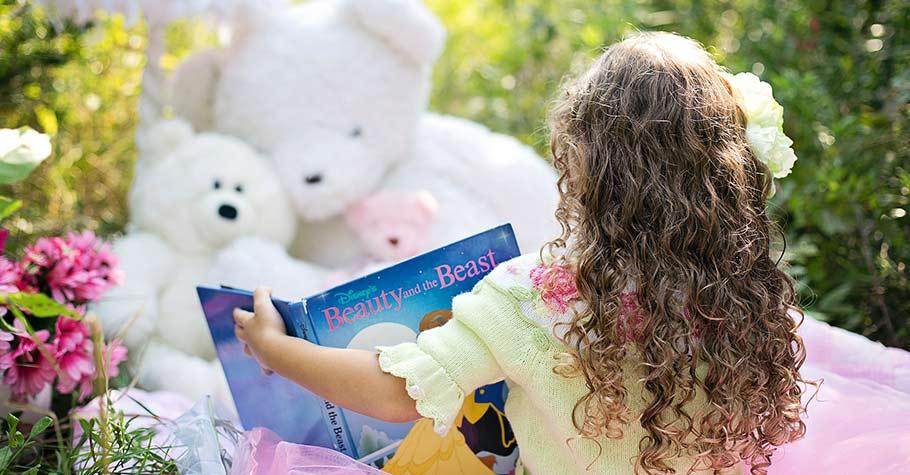 想提升孩子的寫作力,從日常生活中細心觀察身邊事物與大量閱讀開始