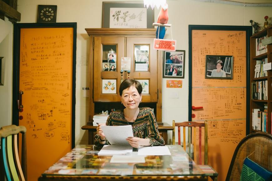 70歲作家桂文亞:不同生命階段,一定要有個「最愛你」的人