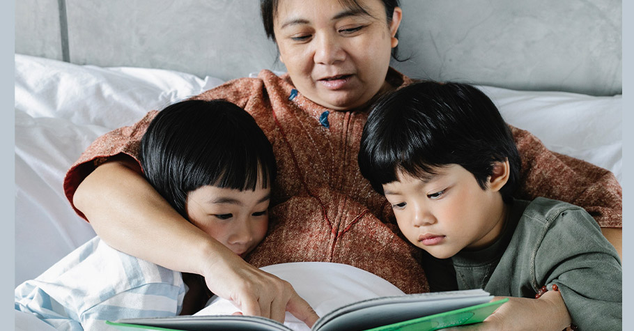 父母的付出奉獻,供我們學習、希望將來我們成功幸福,無論成就多寡——保持感恩的心念,珍視這段福分