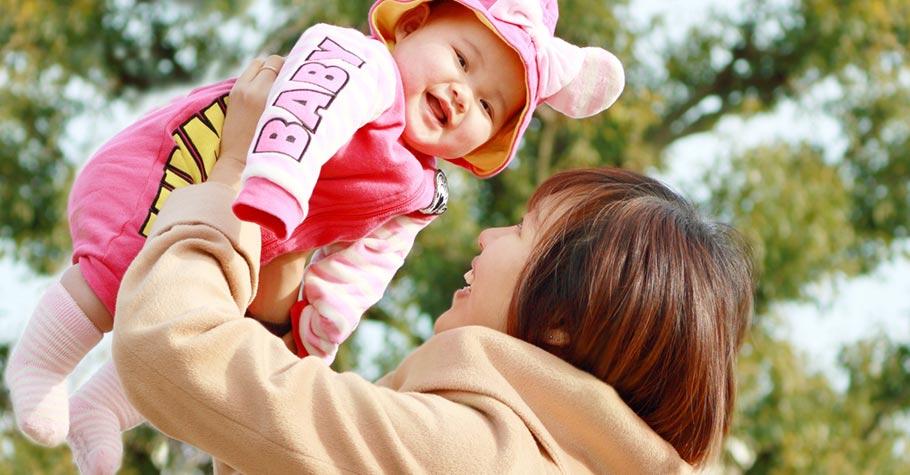 父母要讓孩子清楚的知道:我就是因為愛你,所以愛你;不管你怎麼樣, 這永遠都不會改變
