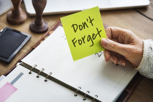 經常忘東忘西、事情想不起來?6個記憶衰退警訊以及增進記憶力的日常習慣