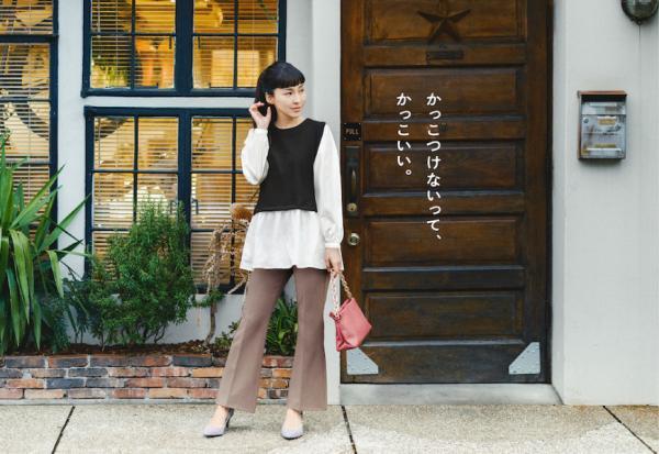 時尚也能舒適自在!日本GU推熟齡專屬風格線,6套穿搭示範