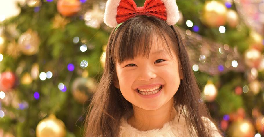 聖誕節不只是送禮物,更重要的是教孩子愛與被愛,讓孩子保有一顆相信的心,感受世界的美好