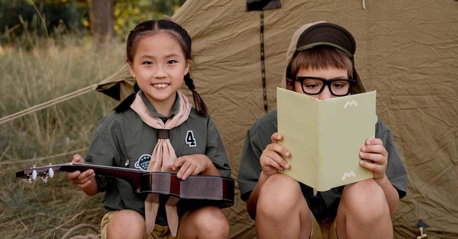 文字故事會讓孩子的口語表達增加許多字彙,豐富孩子的想像和感受,這是未來寫作的基礎練習