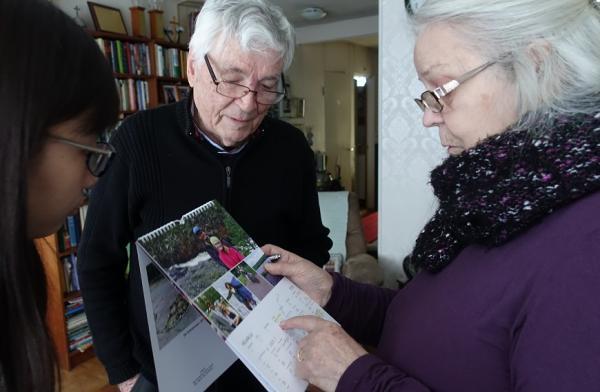 如何凝聚家人情感?學芬蘭夫婦製作「家族月曆」,晚年因而滿足