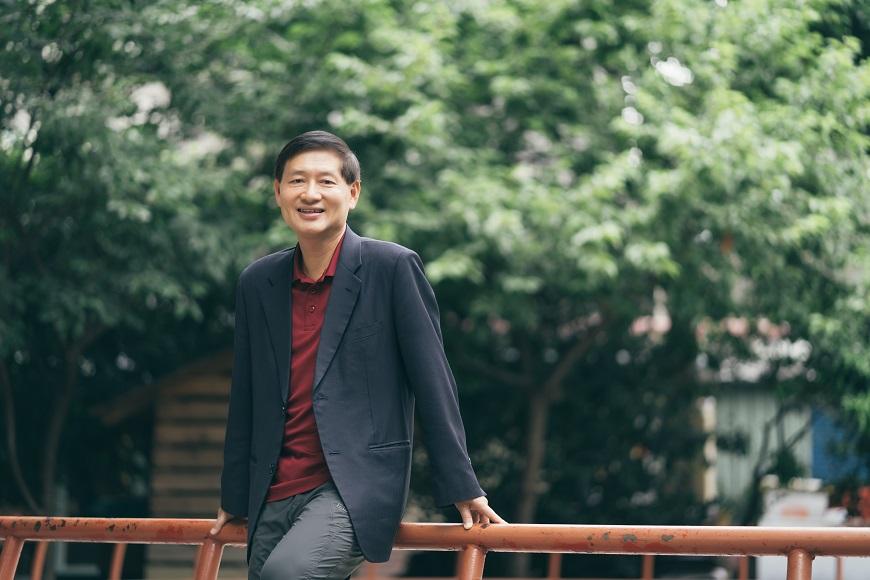 40歲罹癌跑遍馬拉松!台大教授郭瑞祥:中年後,把時間留給快樂、健康與最重要的人