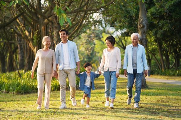 高愛倫專欄|親情也需要保養!50後,不妨以「天天過年」的心情待家人