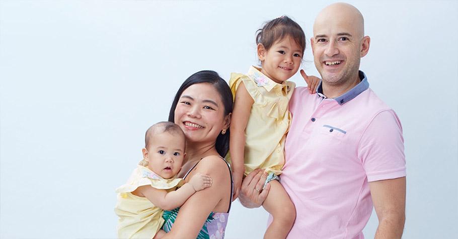 父母最大的努力是要讓自己變成一位好榜樣,因為孩子是我們的複製版