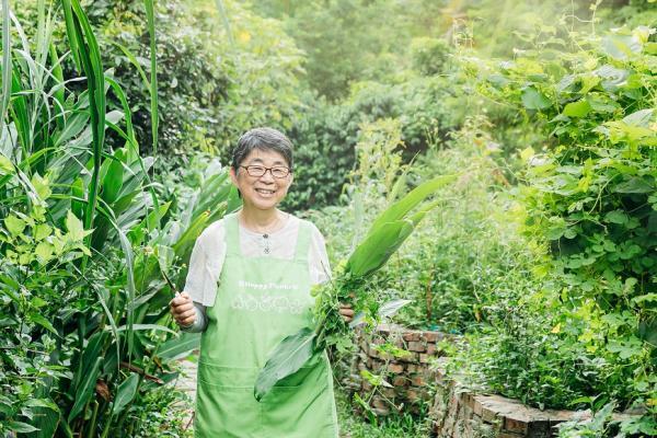 47歲轉行,更喜歡人生!園藝治療師黃盛璘:照顧生命,自己會獲得力量