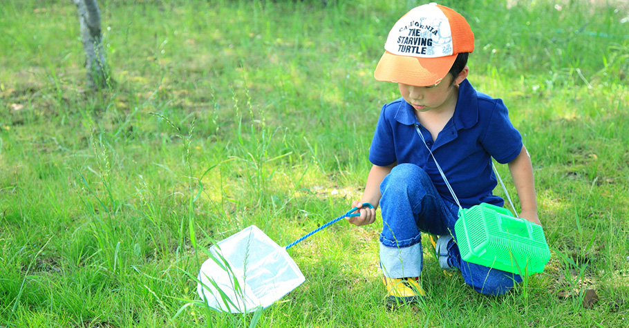 孩子天生就是充滿好奇心的科學家!父母能做的就是協助孩子們在成長過程中能維持好奇心與創意