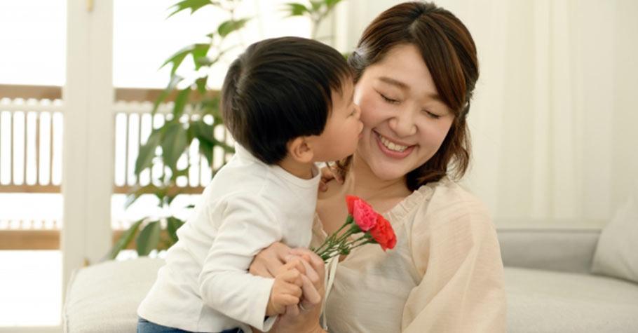 不是在母親節送朵花就是愛媽媽!其實媽媽要的不多,只是希望能夠被理解