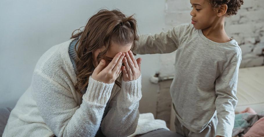 尚瑞君:媽媽的不耐煩,是向家人求救的訊號,你可以出手解救她,或是讓她安靜獨處一段時光