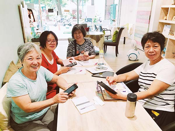 【綠主張】社區裡的暖心長照咖啡館,台中有本生活坊