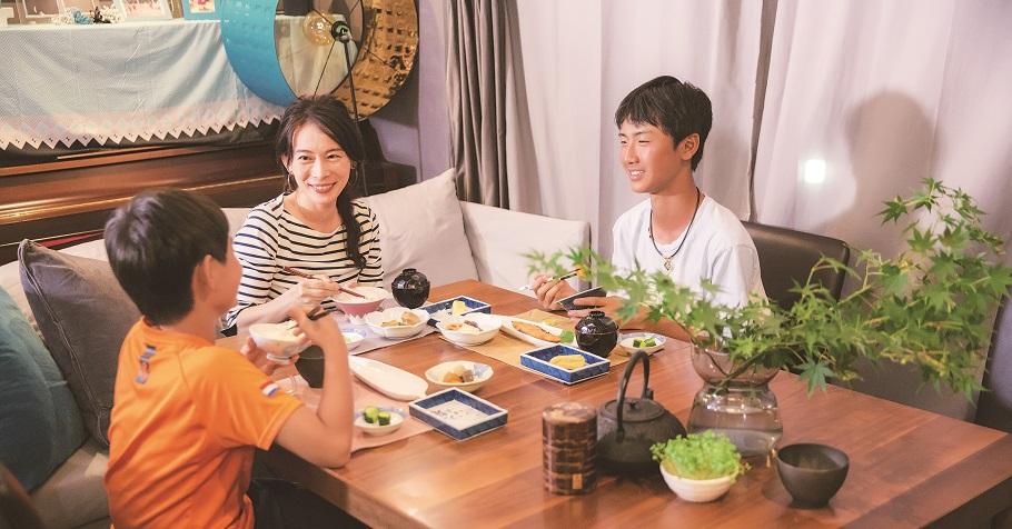 「健康是最大的財富」日本食育師媽媽:維持健康的三條件是飲食、運動、休息,缺一不可!