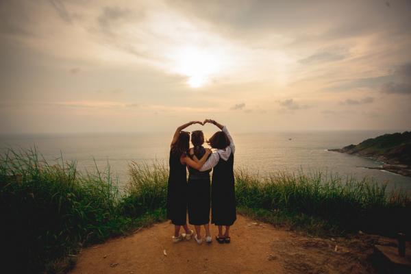 熟年友誼值得付出!洪蘭:人要不斷自問,哪天不在了,誰會想念我?