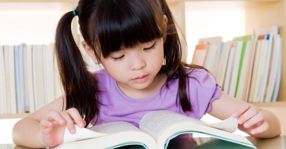 國小生閱讀力低落急救法》教學現場發現,國小生閱讀能力低,連課本都讀不懂...專家提2關鍵培養閱讀習慣