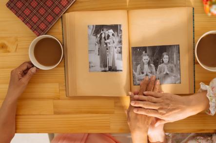 【楊寧茵專欄】最有價值的事:紀錄父母的生命故事