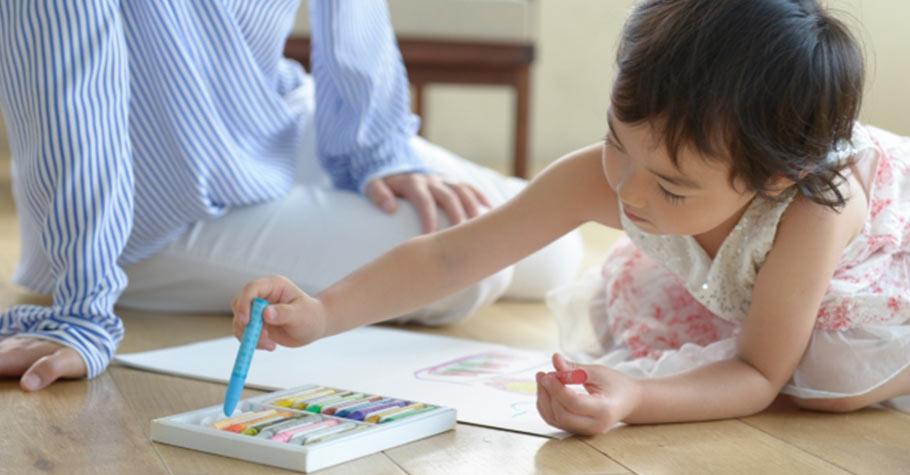 創造力發展的四個階段:觀察、模仿、練習、創新,孩子唯有創新風格才能自成一家