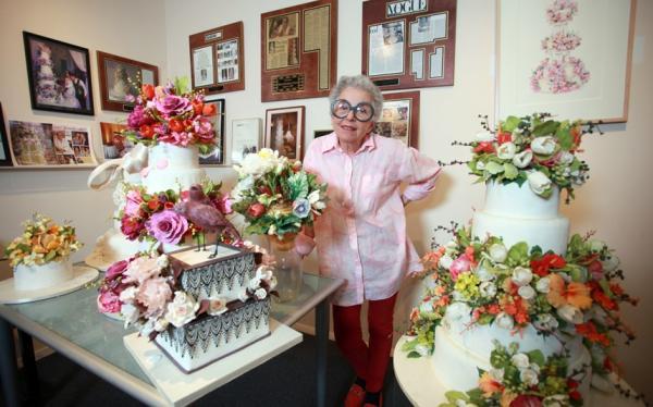 50歲罹癌創業全美最紅!91歲蛋糕師:人生沒有晚年,做想做的事直到過世那天
