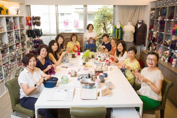 自己做衣服!一團亂編織同學會:編織像人生,都是把「亂」變成美