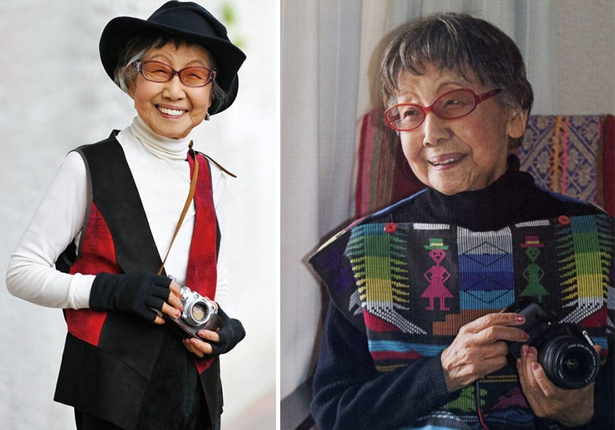 超過100歲仍有欲望!日本首位女攝影家笹本恒子:貪心些,人生才會常保新鮮