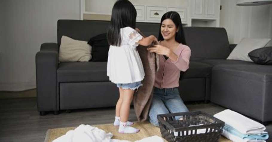 想培養孩子做家事,阿嬤卻一直介入干涉!身為三明治族,專家教授和長輩溝通的破關的原則