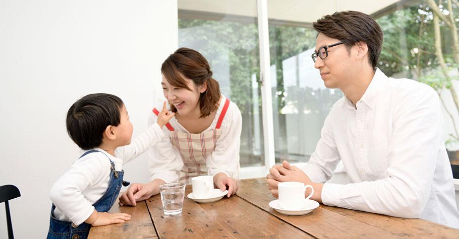 夫妻或親子都一樣,好好溝通,如何聽,比怎麼說更重要!