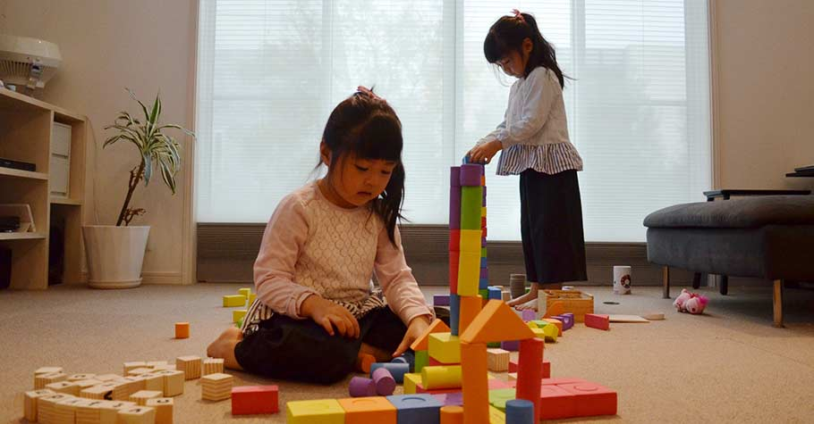 學會收納整理東西以後,就能養成孩子面對未來的「五種生存能力」