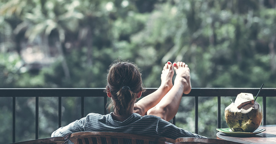 嚴長壽:如何安排年休假並不僅是時間的安排,從台灣人休假的方式與品質,可看出很多人沒有安排生活的能力