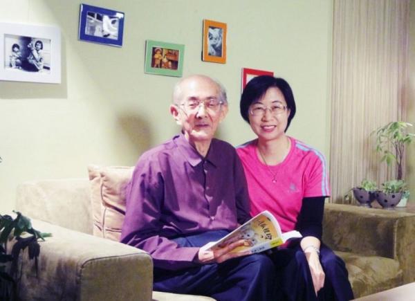 三代之間,如何儲存「愛的存款」?96歲作家林良與女兒林瑋